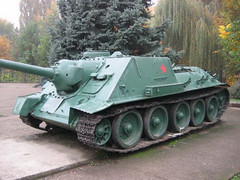 "SU-100 Krasnodar (12) • <a style=""font-size:0.8em;"" href=""http://www.flickr.com/photos/81723459@N04/10704338103/"" target=""_blank"">View on Flickr</a>"
