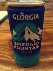 131106 GEORGIA EMERALD MOUNTAIN Blend