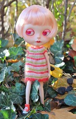 Greta Glummish Out For a Late Autumn Trudge