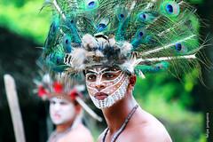 Nativo Dominicano (petruskian) Tags: people portraits canon pessoas retrato retratos tribes indians indios puntacana manati republicadominicana caribe t3i tribos manatipark