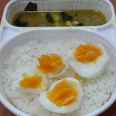เขียวหวานไก่ - ไข่ต้ม เว่น