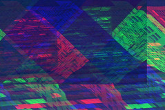 glitch_layers (Cosmii) Tags: nyc abstract rainbow skyscrapers glitch databending