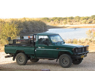Namibia Safari - Lake Lodge 11