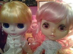 2 lovely girls.
