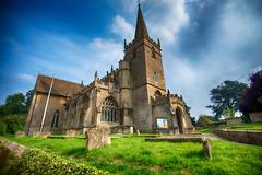 Church of St Cyriac, Lacock, England (CamelKW) Tags: england unitedkingdom wiltshire lacock placeofworship churchofstcyriac