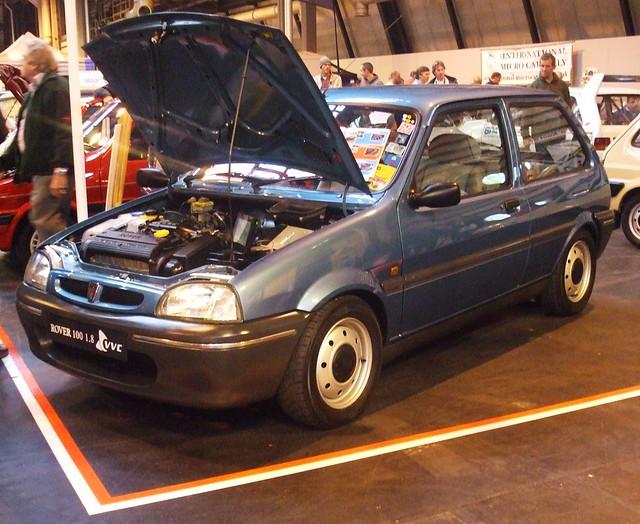 Rover 118i VVC