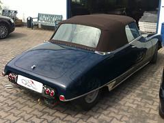 03 Citroen DS Cabriolet Chapron (Umbau) Verdeck von CK-Cabrio dbbr 03 (best_of_ck-cabrio) Tags: ds ab 1958 cabriolet citreon verdeck