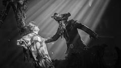 AIDA Show (Fotograf aus Passion.) Tags: show light bw music white black alex canon dark eos licht concert ship spot pirate 7d sw alexander 60mm musik konzert makro schiff baum schwarz dunkel pirat weis düster alpha4 harbich
