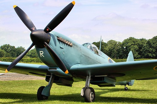 Spitfire - Shuttleworth