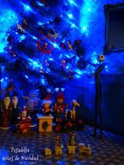Pesadilla antes de Navidad (Ö DOLLS) Tags: christmas jack navidad timburton pesadillaantesdenavidad flickrandroidapp:filter=none