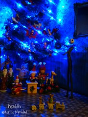Pesadilla antes de Navidad ( DOLLS) Tags: christmas jack navidad timburton pesadillaantesdenavidad flickrandroidapp:filter=none