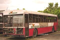 Bus Eireann KE24 (24VZJ). (Fred Dean Jnr) Tags: coach expressway scrap limerick bombardier may1999 buseireann ke24 24vzj roxboroughdepotlimerick
