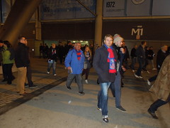 Manchester City v Crystal Palace (2013) (Paul-M-Wright) Tags: city uk england manchester football december crystal britain stadium soccer great ground palace v supporter match british 28 premier league supporters cityofmanchesterstadium etihad 2013