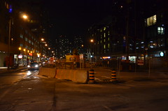 Waterfront Queen's Quay W Revitalization (City of Toronto, U & C, West 8 & DTAH) (drum118) Tags: waterfront c u west8 cityoftoronto urbantoronto nighttimephoto queensquaywrevitalization dtaharchitects