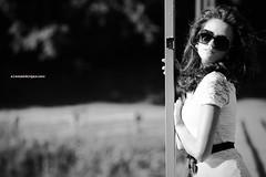 42 (Alessandro Gaziano) Tags: portrait woman girl beauty fashion canon donna model foto occhi sguardo fotografia ritratto bellezza ragazza modella alessandrogaziano