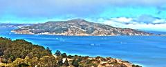Angel Island - Golden Gate National Recreation Area - Marin County - California - 25 August 2013 (goatlockerguns) Tags: sanfrancisco county usa west fog america bay marin unitedstatesofamerica goldengatebridge bayarea angelisland goldengatenationalrecreationarea