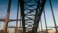 Crossing the Sydney Harbour Bridge (Five Starr Photos ( Aussiefordadverts)) Tags: sydney harbourbridge sydneyharbourbridge sydneynsw famousbridges