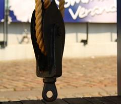 Sail block (blondinrikard) Tags: gteborg harbor gothenburg lillabommen