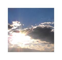 The Sun (Stella VM) Tags: blue sky sun white clouds sofia bulgaria shining небе облаци българия софия синьо бяло сияние бяла