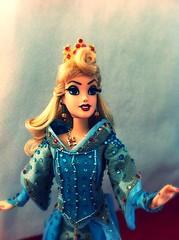 My ooak custom Disney store dolls (fallconary615) Tags: store doll ooak disney aurora belle cinderella custom limited edition elsa pocahontas uploaded:by=flickrmobile flickriosapp:filter=nofilter