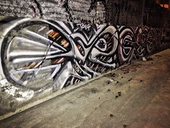 Kera • Tdbf • 2013 (_ThatBandit!) Tags: graffiti piece burner bomb kera 818 lagraffiti losangelesgraff tdbf thatbandit keratdb