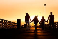Berkeley Sunsets (Thomas Hawk) Tags: california sunset usa silhouette berkeley unitedstates julia fav50 kate unitedstatesofamerica spouse holly wife berkeleymarina juliapeterson fav10 scottjordan fav25 fav100 scottevest mrsth