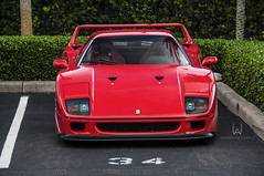 Ferrari F40 (Winning Automotive Photography) Tags: