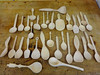 Some recent spoons i have made. (fishfish_01) Tags: spoon carve spoons whittle woodenspoons bushcraft spoonage