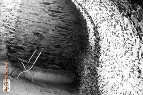 Burg Elsterberg - Einsitzen