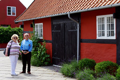 Bredgaden i Nex (Bornholm). (AFIK  BERLIN) Tags: denmark communist socialist writer dnemark danmark bornholm danisch nex martinandersennex bornholmdenmark