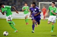 RSCA at Abu Dhabi : RSCA-Vfl Wolfsburg 2-3 (rscanderlecht) Tags: winter frank stage abu dhabi acheampong