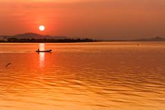 Myanmar (@lain G) Tags: lac myanmar fleuve birmanie pcheur inl mawlamyine inllake