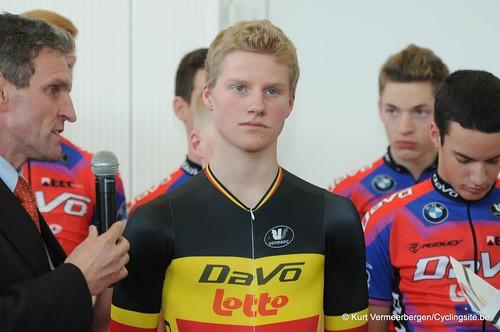 Ploegvoorstelling Davo Cycling Team (154)