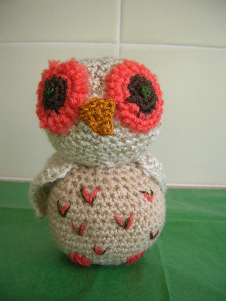 Crochet Amigurumi Spider : The Worlds Best Photos of amigurumi and spider - Flickr ...