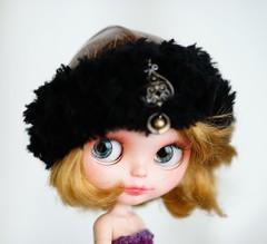 Blythe Asian / Orient Hat