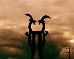 Judgment Day..!..Signs (Vafa Nematzadeh Photography) Tags: