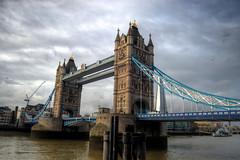 Tower Bridge (macmirabile) Tags: uk england panorama london towerbridge nikon angle greenwich wide hdr 1935 d600 photomatix