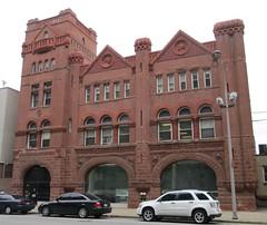Old Louisville District 2 Fire Department (Louisville, Kentucky) (courthouselover) Tags: kentucky ky louisville firestations jeffersoncounty mcdonaldbrothers louisvillemetropolitanarea
