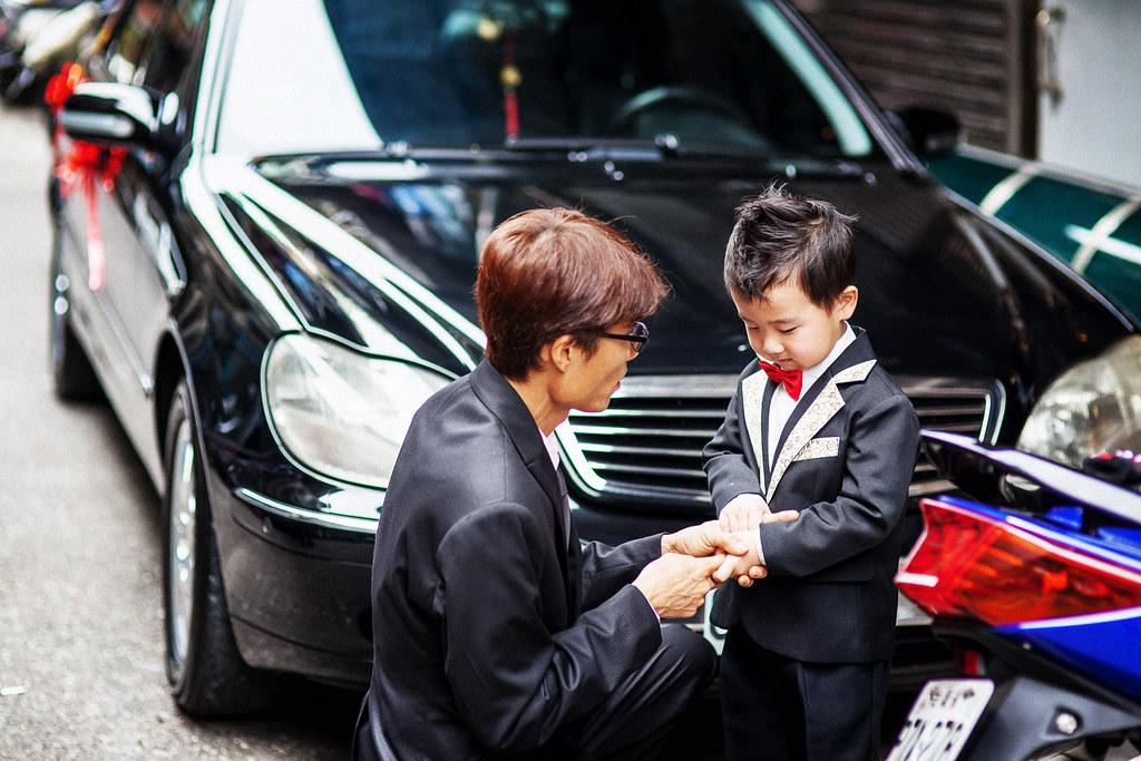 士銘&睿芯Wedding-011