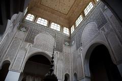 Meknes , detail of Mouly Ismael mausoleum (dirk huijssoon) Tags: africa desert northafrica islam morocco marokko nkc campertour camperreis nkcrondrit rondritmarokko20144 nedrlandsekampeerautoclub camperreismarokko nkccampertout nkcreis
