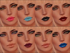Nar Mattaru - Taryn Skin - Make Ups (Willis - willowzee.com) Tags: truth ikon narmattaru