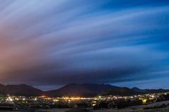 ARNE4675-7.jpg (ArneKaiser) Tags: arizona sky panorama clouds landscape unitedstates flagstaff nightsky sanfranciscopeaks nightscapes autoimport nightandlowlightphotography