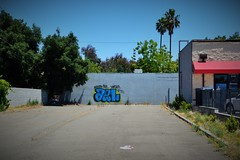Someone loves you, Erica (rickele) Tags: graffiti graf sacramento vacantlot wage emptylot ase rtb apow franklinblvd