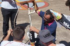 Lanamento de foguete (colgiopiracicabano) Tags: colegiopiracicabano piracicaba fsica foguete experincia school physics experience rocket