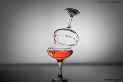 glass and splash (wisephotopro) Tags: glass wineglass wine reflection stillife world life great excellent beautiful amazing splash drop drops picture close up mocro studio natural people human friend women lovely love enjoy colors colorful
