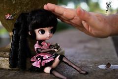 New Mission (dreamdust2022) Tags: nikki girl cute playful flirt sassy killer kisser party star dancer dark dal doll