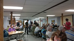 """First English Lutheran Church in Ortonville """"For the Love of It"""" Supper."""