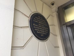 Thomas Cubitt plaque (Matt From London) Tags: thomascubitt plaque pimlico