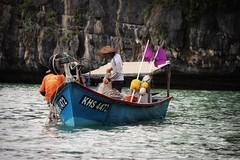 Catch of the day (leewoods106) Tags: malaysia pulaulangkawi langkawithejewelofkedah langkawi langkawipermatakedah asia southeastasia fareast fisherman fishermen fishingboat fishing boat blue
