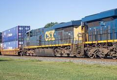 IMG_0076 A (mhellekjaer) Tags: 440 ohio berea csx locomotive gees44dc es44dc